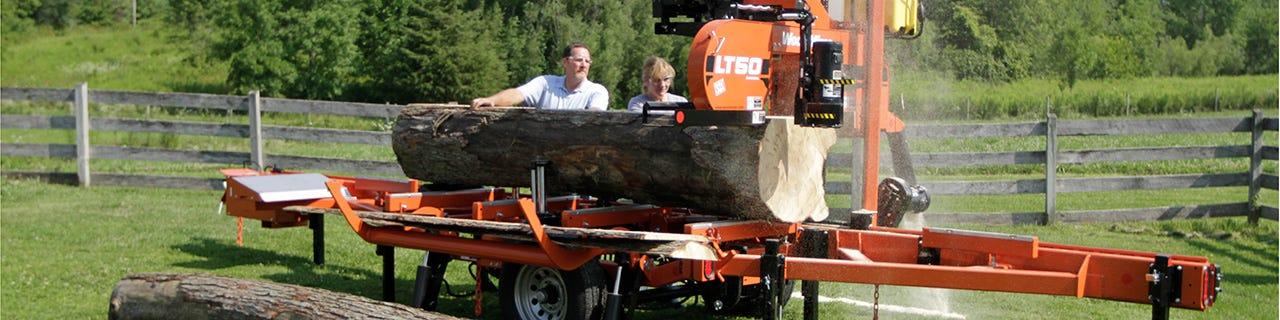 Log Decks & Ramps
