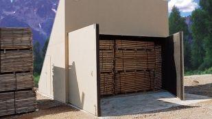 KS50 Solar Wood Drying Kiln Kit