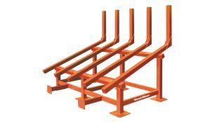 Log Ramp for SLP System