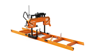 LX25 Portable Sawmill