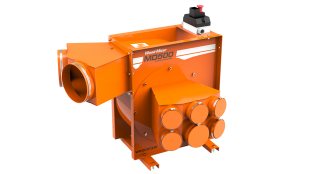 MD500 - Chip Extractor Base